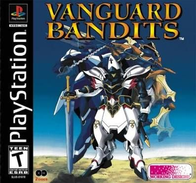 Vanguard Bandits A Ps1 Gem That Was One Of My Favorites For The