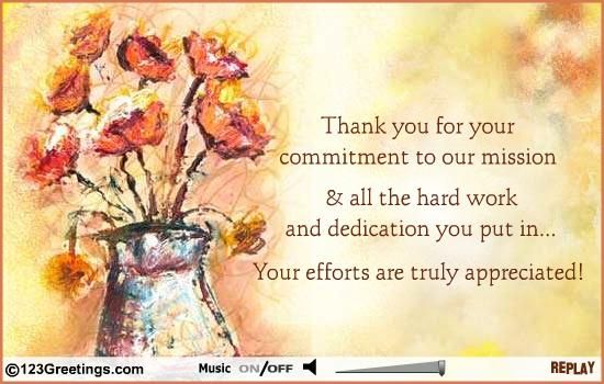 Thank You Quotes For Hard Work And Dedication: Appreciation Quotes For Co Workers. QuotesGram
