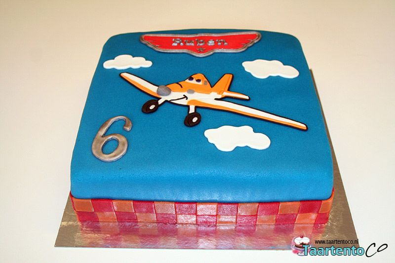 taart planes Planes Taart *Planes Cake | De taarten en cupcakes van Taartentoco  taart planes