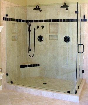 Cleaning Glass Shower Door With Ceramic Floor httplanewstalk