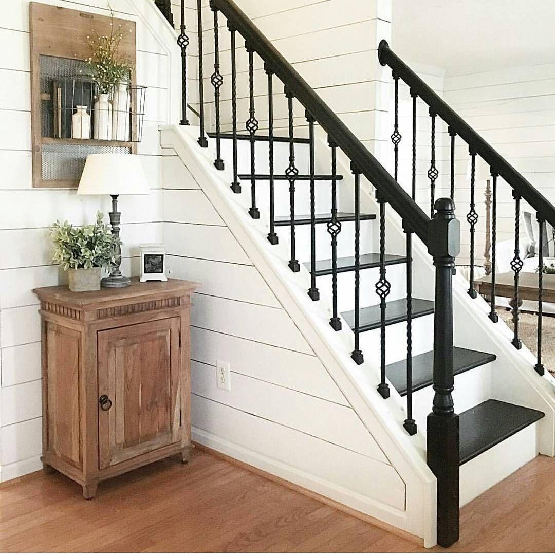 Fixer Upper Shiplap Diy Staircase Fixer Upper Shiplap Diy Staircase Fixer Upper