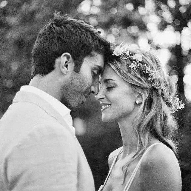 Justin Baldoni Newlyweds Junebug Weddings