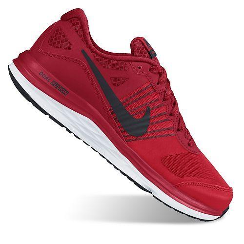 Nike Dual Fusion X Grade School Boys  Running Shoes  43ed1230f5