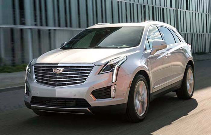 2018 Cadillac Srx Review Outstanding Mid Size Suv Redesign