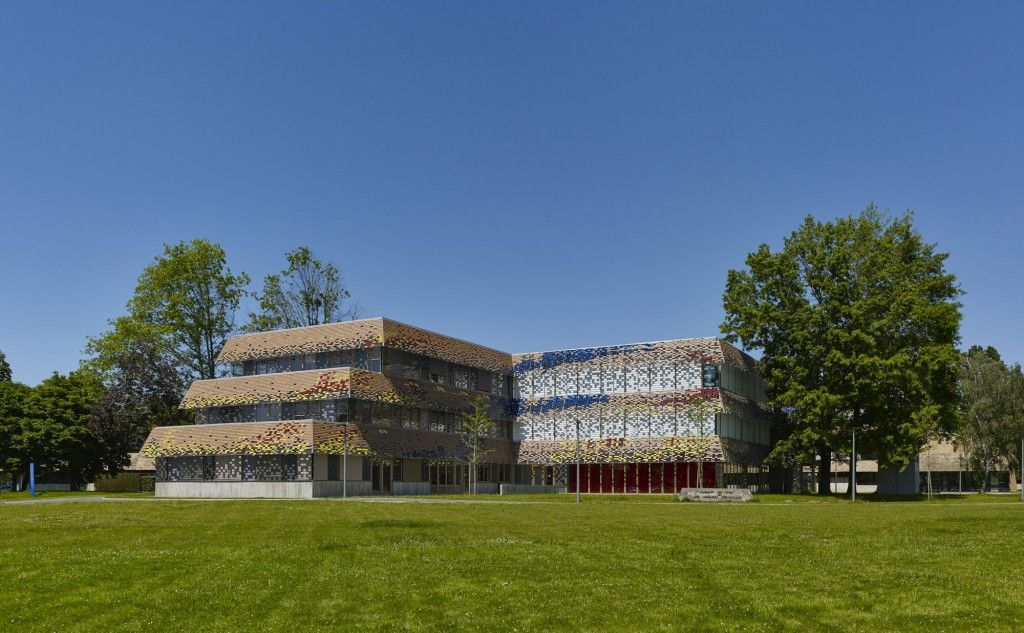 Superior Université De Pau Et Des Pays De Lu0027Adour, Par ARCHITECTURE PATRICK MAUGER