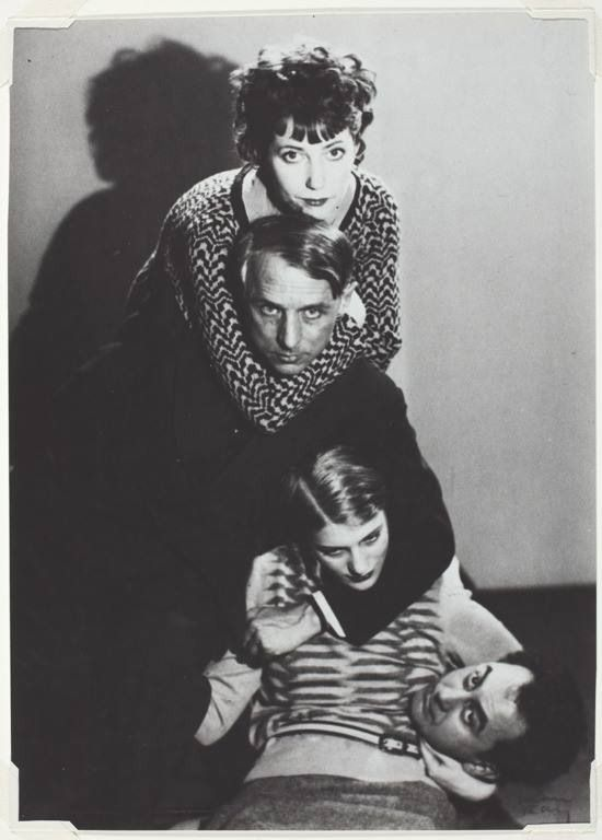 Marie-Berthe Aurenche, Max Ernst, Lee Miller and Man Ray, 1931