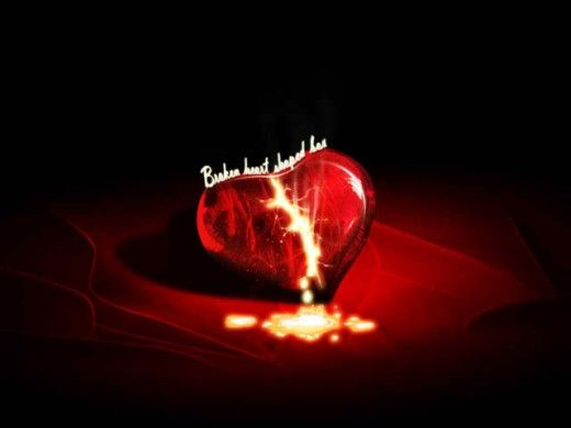 25 Heart Touching Broken Heart Pictures Designdune Broken Heart Pictures Broken Heart Wallpaper Broken Heart Images