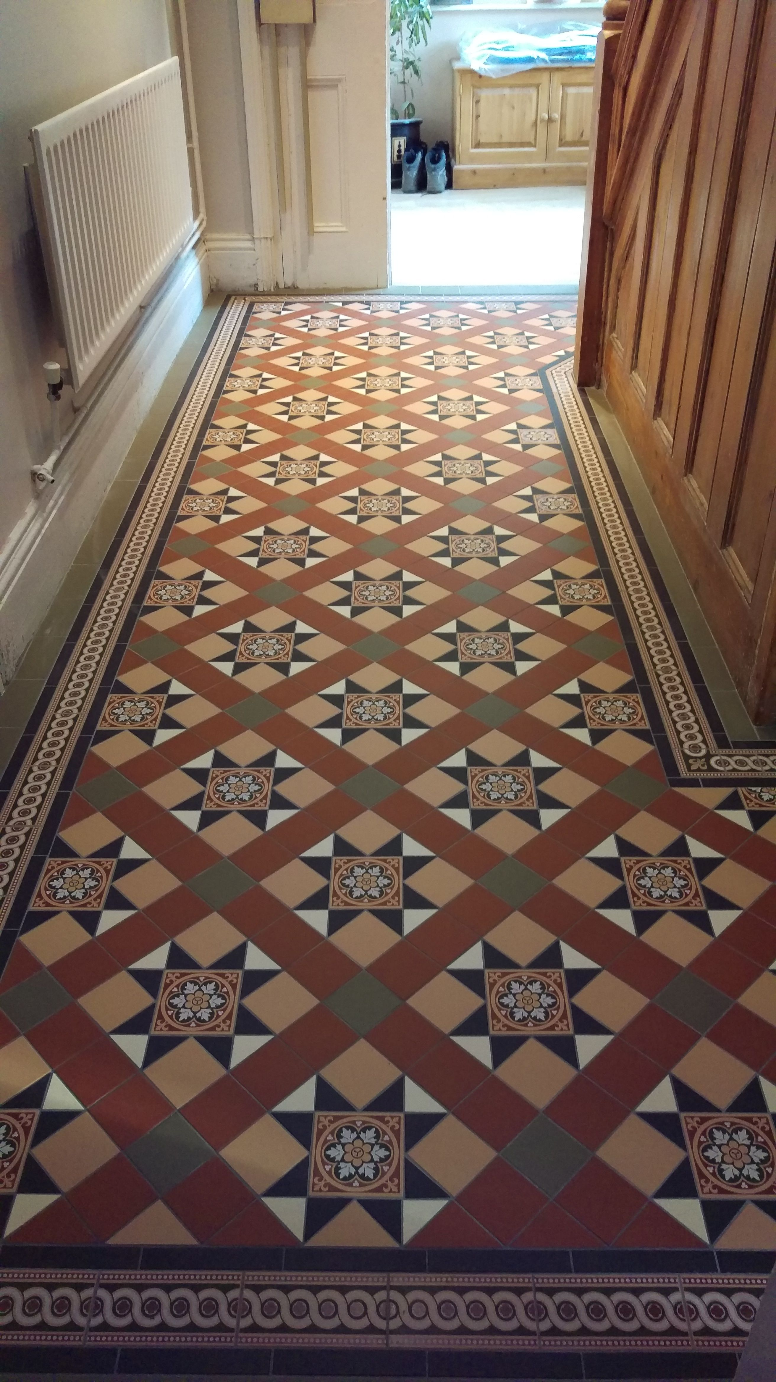 Alternative Tiles Specialist In Victorian Minton And Period Wall