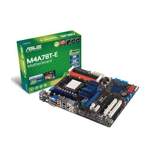 Asus M4A78T-E Socket AM3/ AMD 790GX/ Hybrid CrossFireX/... - http://bit.ly/1y1rcyM