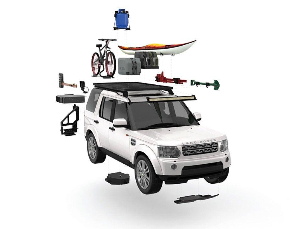 Land Rover Lr3 Amp Lr4 Discovery Roof Rack Full Cargo Rack