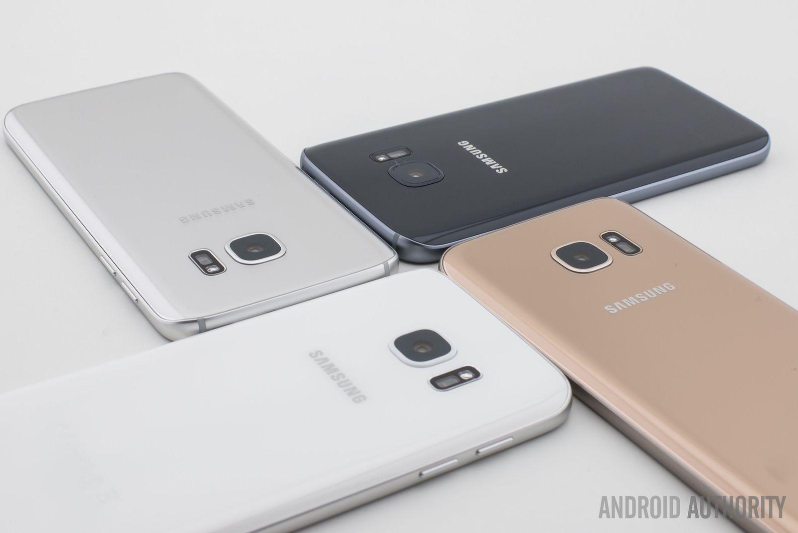 New Sealed Box Samsung Galaxy S7 G930T TMOBILE 32GB 5.1