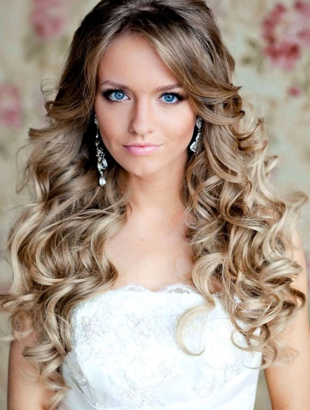 wedding hair down bridesmaid best hairstyles down hairstyles for