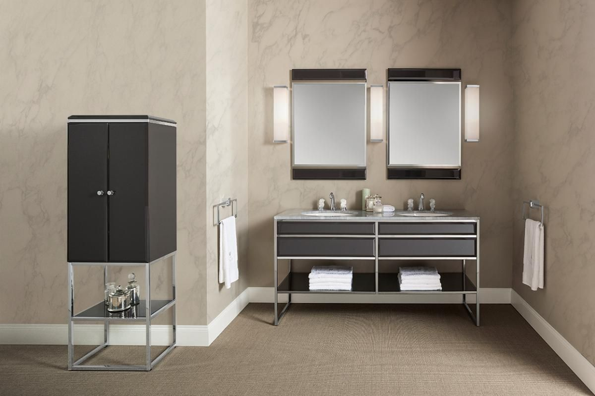 Academy collection of Luxury Bathroom italian design furniture by