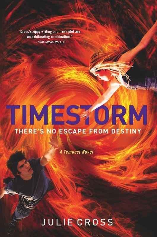 Timestorm: A Tempest Novel (The Tempest Trilogy Book 3), Julie Cross - Amazon.com