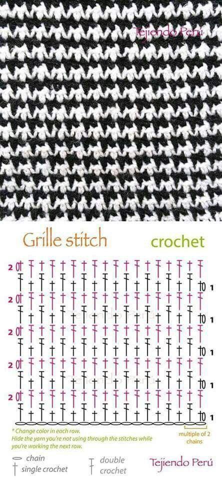 Pin de Kim Fraser en Crochet Blankets | Pinterest | Puntos crochet ...
