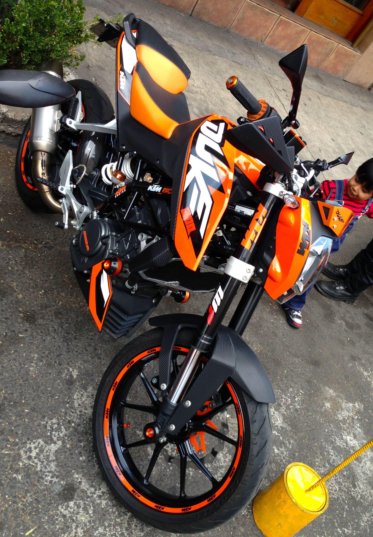 Duke 200 With Images Duke Bike Ktm Duke Ktm
