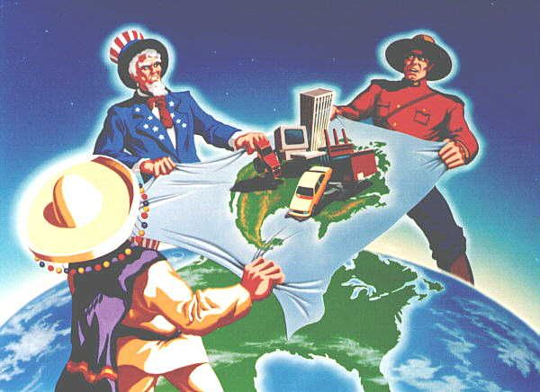 The North American Free Trade Agreement Nafta Work Mexico Play