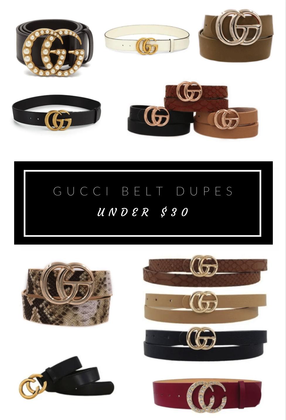 Gucci Belt Dupes Gucci Belt Gg Belt Gucci Gg Belt