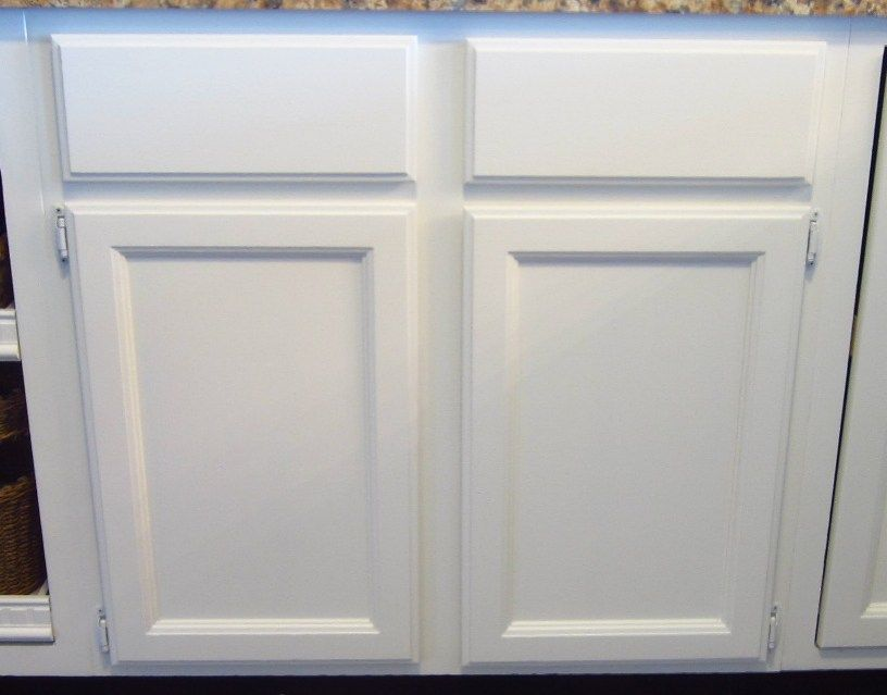 how to install hidden hinges on cabinet doors diy home remodel rh pinterest com