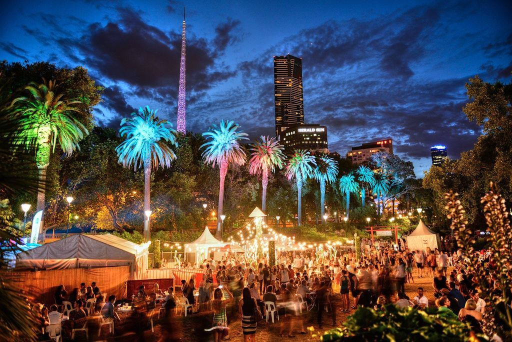 5 Best Night Markets In Melbourne Australia Night Market Melbourne Travel Melbourne