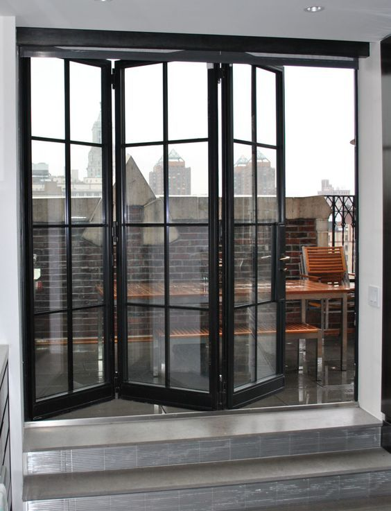 Advantages of Installing Folding Doors - Steel Windows and Doors USA ...
