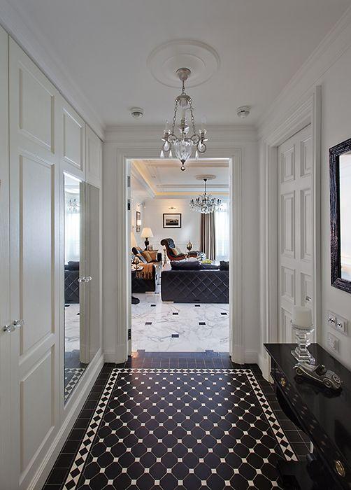 холл коридор: фото дизайна интерьера - автор Тажетдинова ...