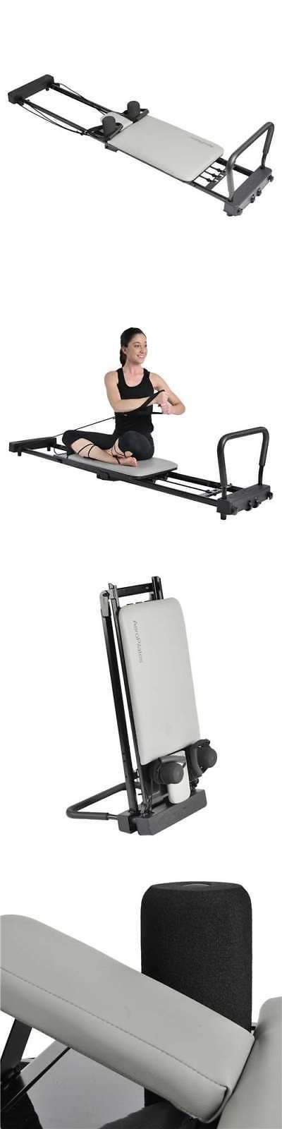Pilates Tables 179807 Stamina Aeropilates 287 Folding Pilates Workout Reformer Machine Open Box Buy It Now Onl Pilates Workout Pilates Pilates Reformer