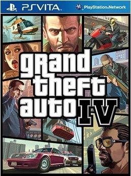 Grand Theft Auto 4 Ps Vita Free Ps Vita Games Download Ps Vita Games Codes Grand Theft Auto 4 Gta 4 Game Grand Theft Auto