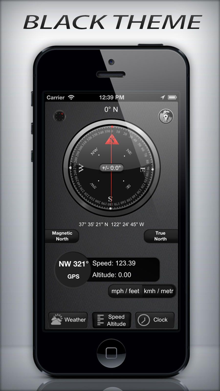 Compass 54 Lite UtilitiesNavigationappsios Compass