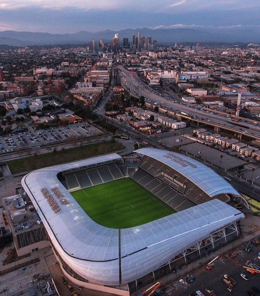 Https Twitter Com Superstadiumss Soccer Specific Stadium Stadium Architecture Stadium