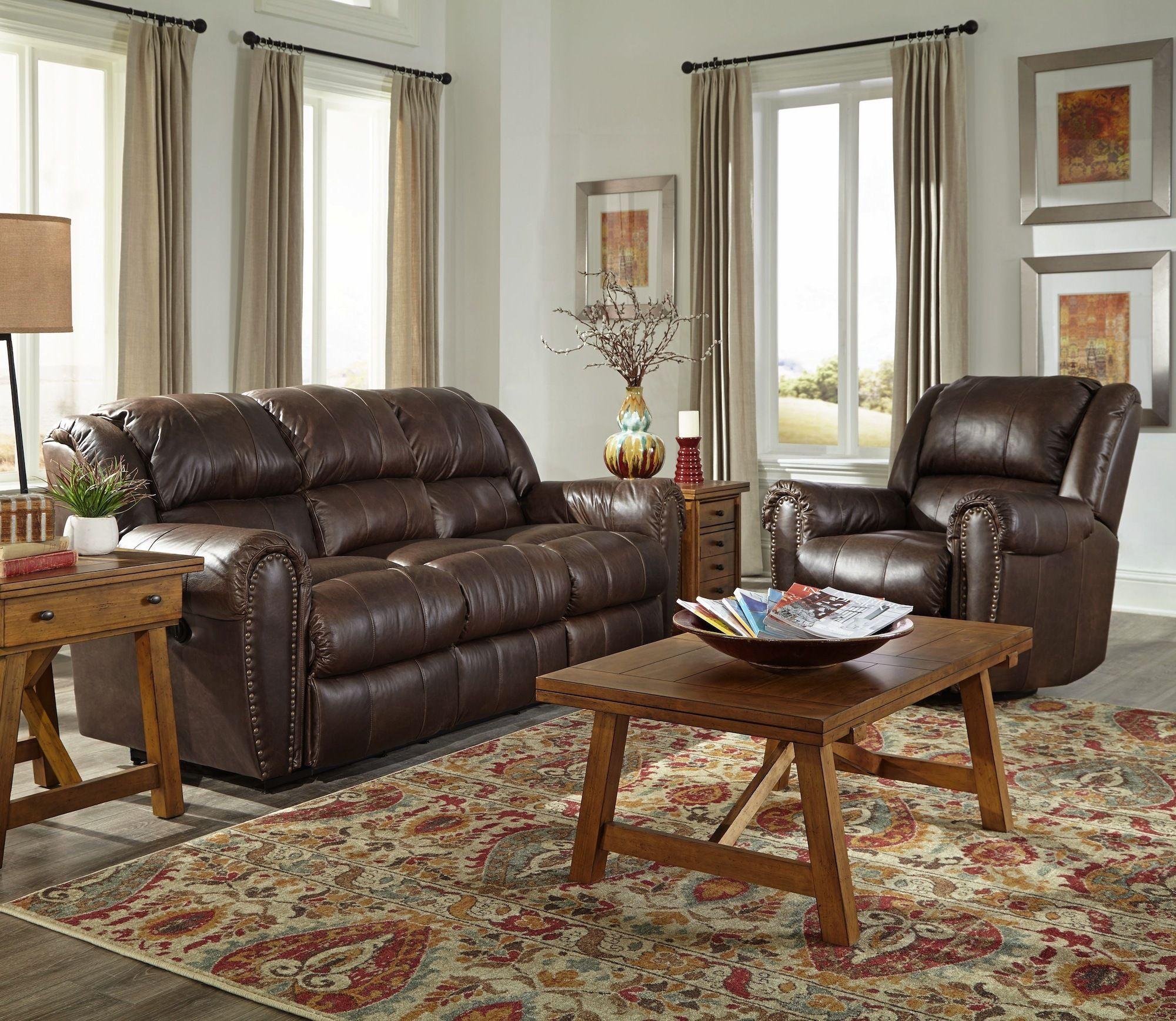 Summerlin Power Reclining Sofa Set | Lane Furniture | Home Gallery