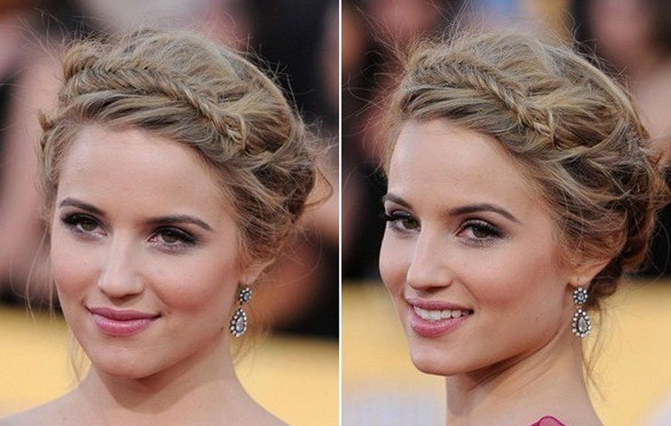 Easy Updo Prom Hairstyles Prom Day Secrets simple updos for short ...