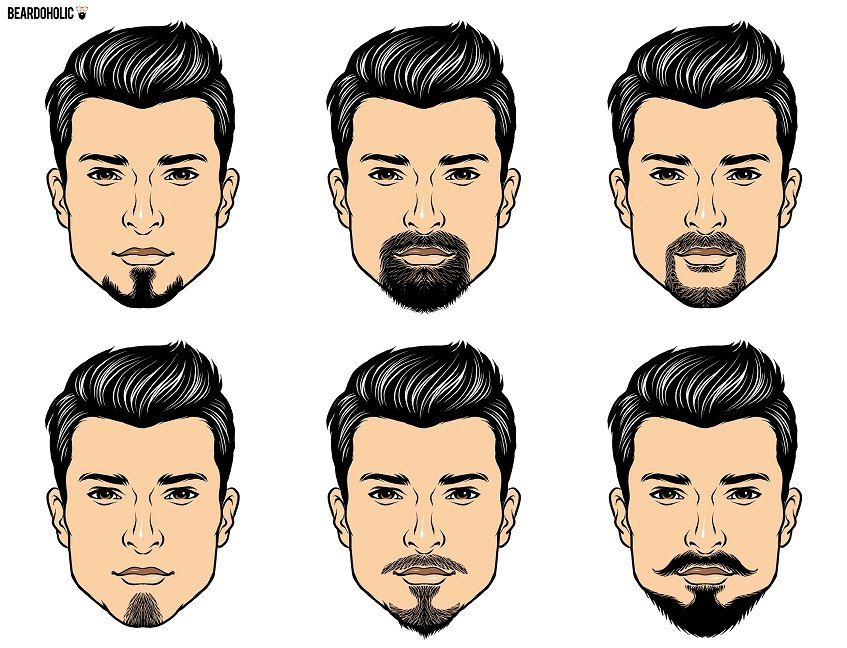 6 Most Famous Goatee Styles And How To Achieve Them In 2020