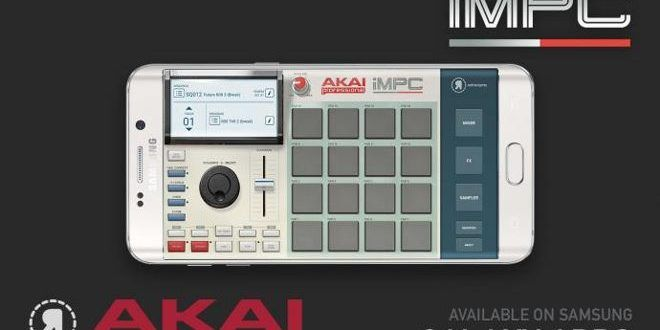 Android App Ideen akai impc app available now on android producerspot projekt