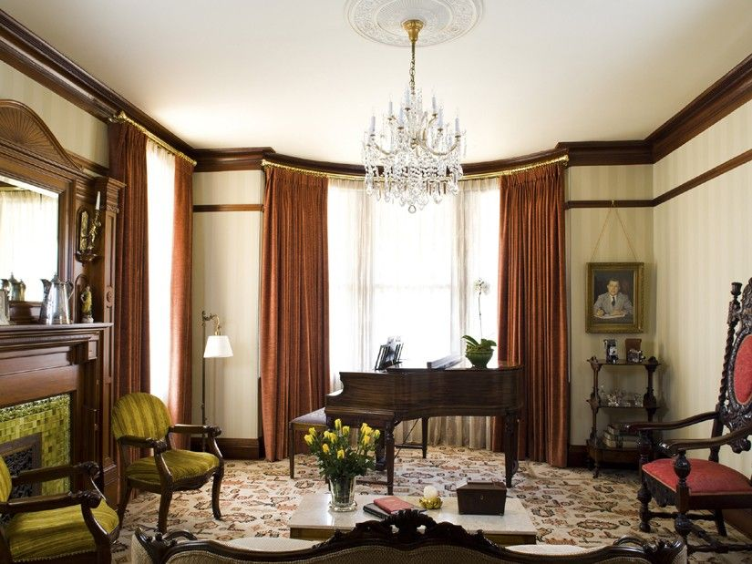 19 Piano Rooms That Bring Music To Your Home Victorian Living