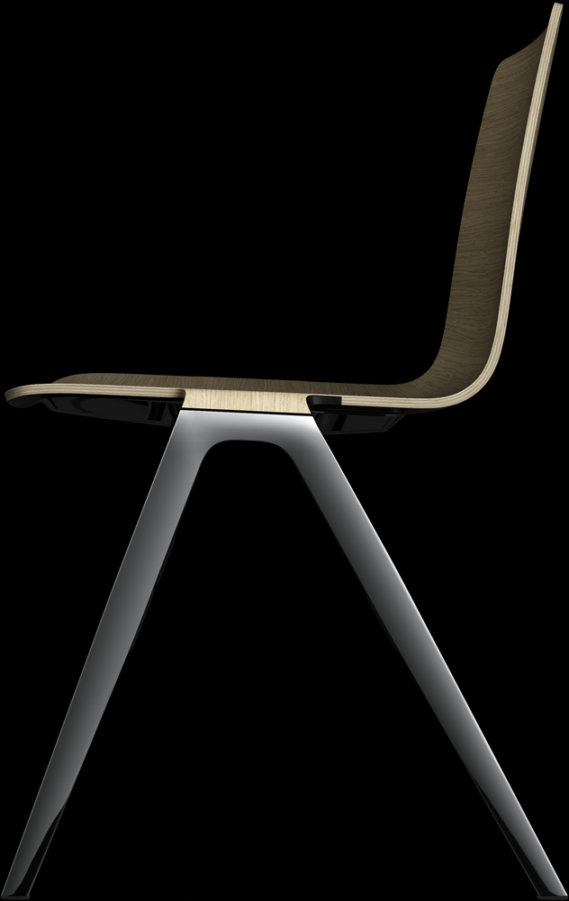 Brunner A-Chair | viccarbe | Chair, Furniture und Design
