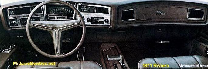 Buick Riviera Specs 1971 1973 Midsizebowties Net Colonnades Gm Buick Riviera Buick Riviera