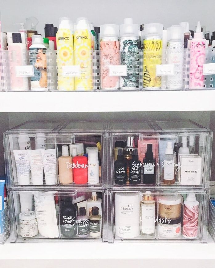 How To 'Marie Kondo' Your Beauty Products, According To A Team Of Professional Organizers