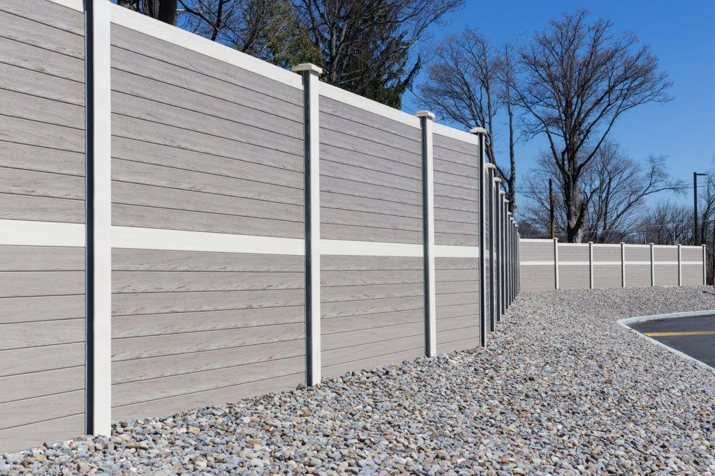 Tuf Barrier Reflective Sound Barrier Walls Ail Sound Walls