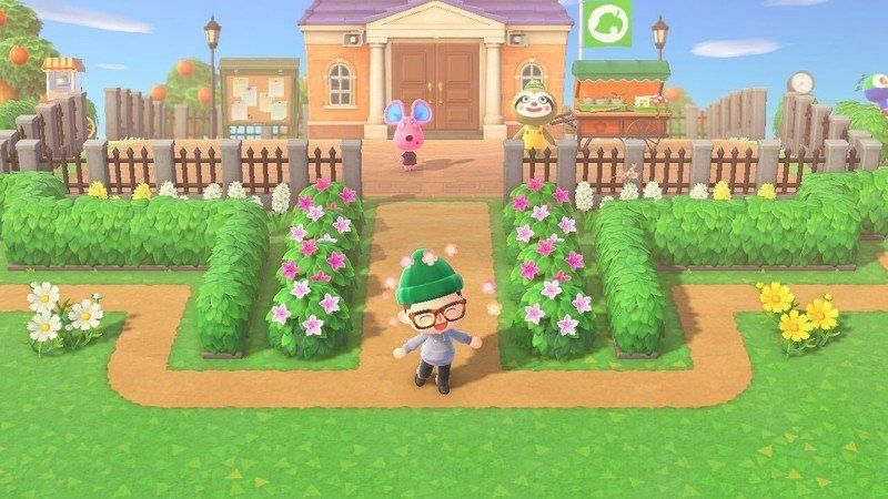 17++ Animal crossing fence ideas images
