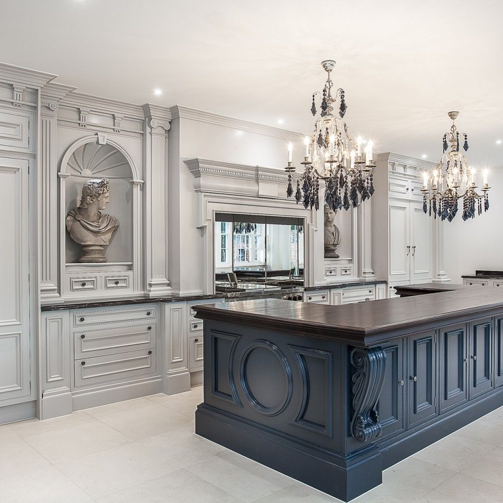 Re-painting a Clive Christian Kitchen in 2019 | Clive ...
