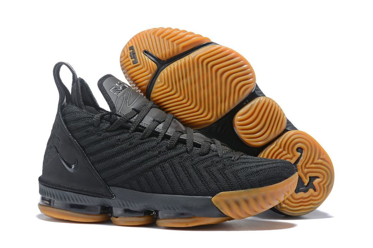 meet 2a47d f3516 LBJ 16 Lebron 16, Nike Lebron, Black Nike Shoes, Black Nikes, Black