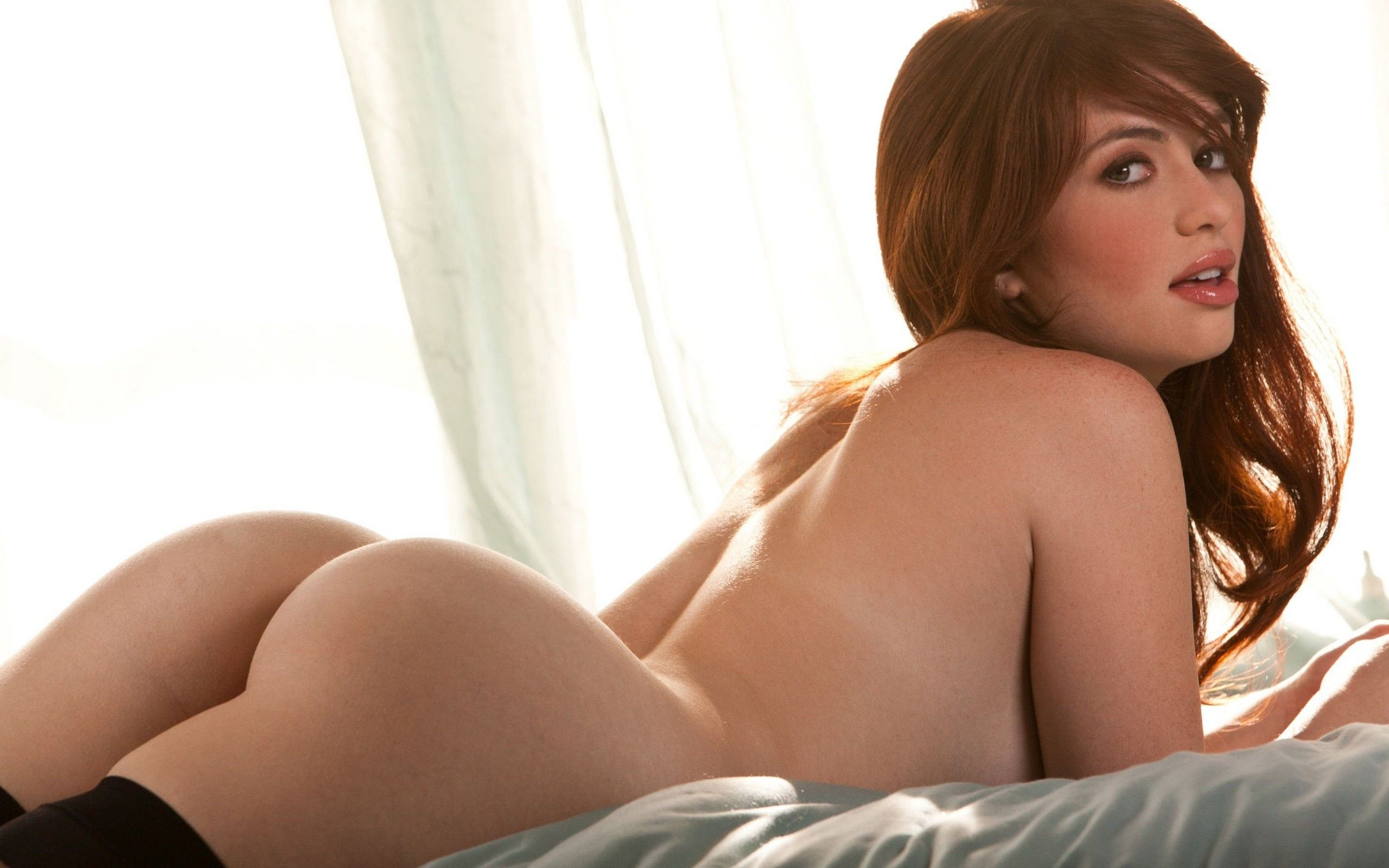 hairy red head women ass porn pic