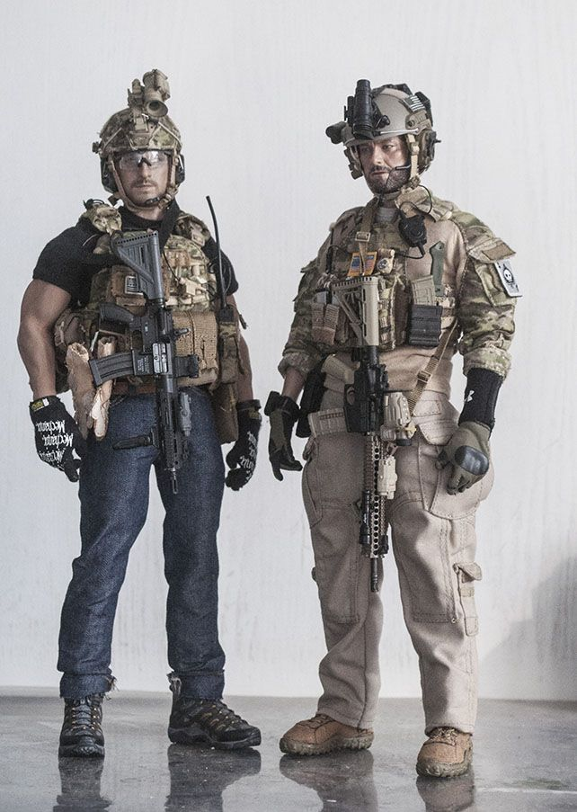 13 Hours | 1/6 Military | Military action figures, Special