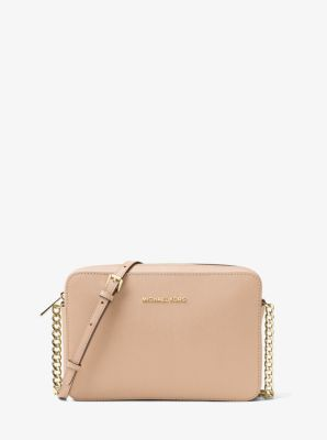 a16e5d34c9af Leather Handbags. Michael Kors Bag. Leather Totes. Beauty and brains—this  compact bag is the complete package. Paying homage to the