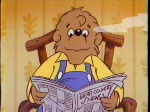 The Berenstain Bears Forget Their Manners Youtube Berenstain