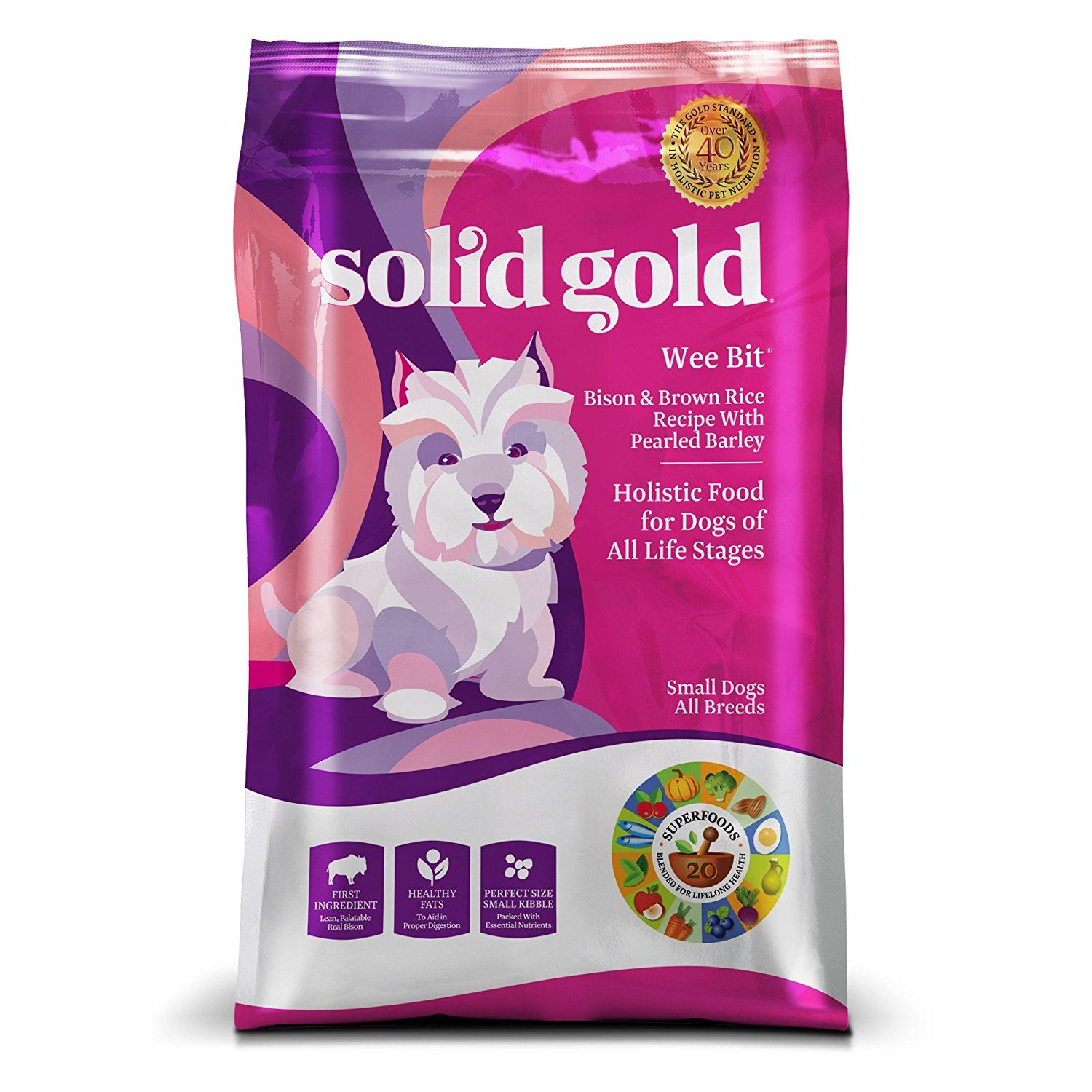 Solid Gold Holistic Dry Dog Food 9 Recipes Wow I Love This