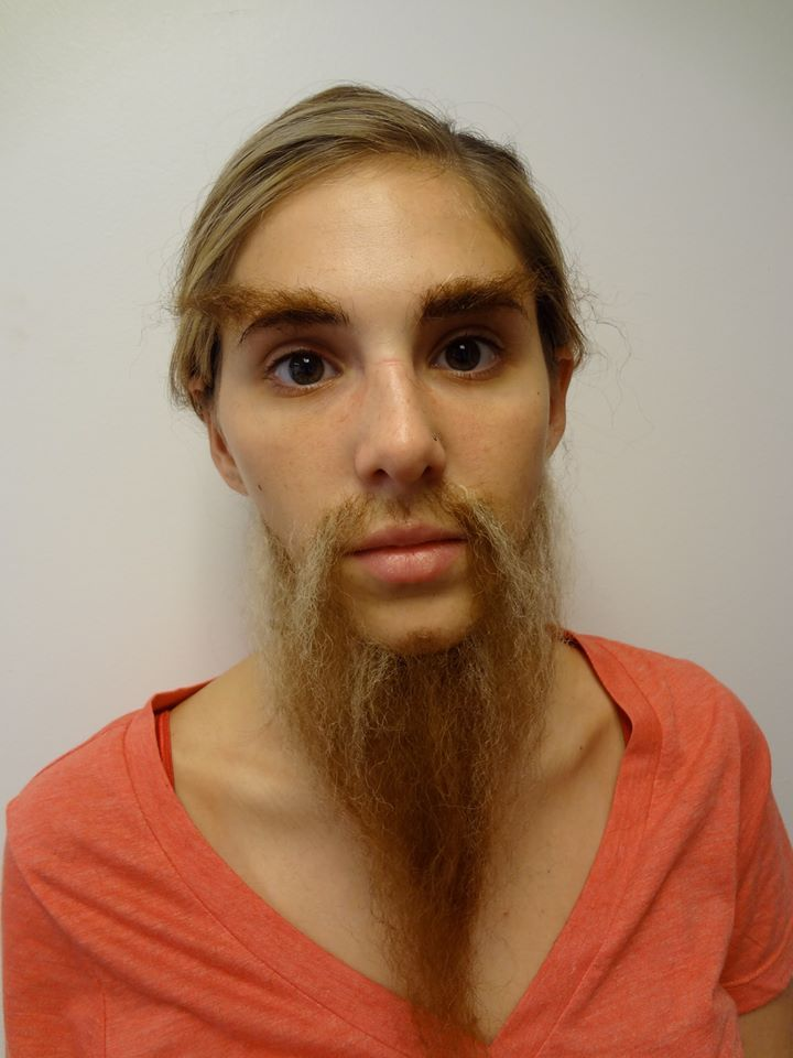 Share facial hair effects something