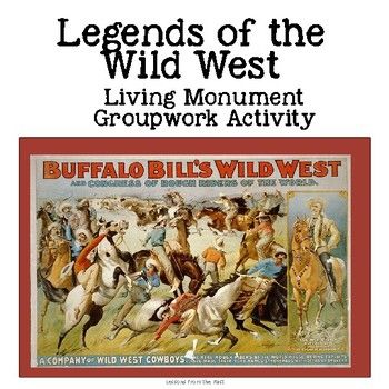 wild west myths and legends