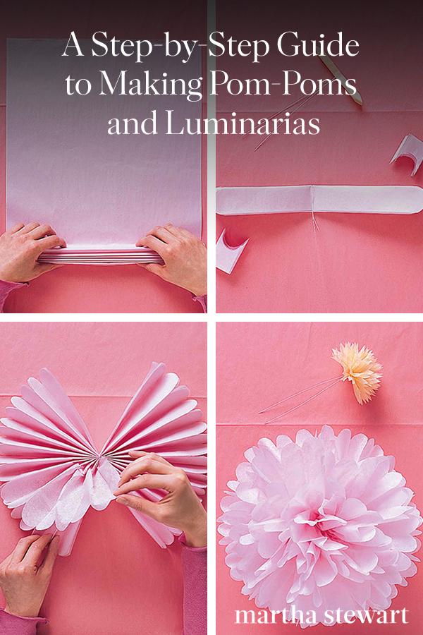 How To Make Tissue Paper Pom Poms Multicolor First Day Of Home In 2020 Tissue Paper Pom Poms Diy Paper Pom Poms Pom Pom Decorations